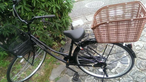 腳踏車代步